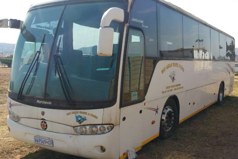Buses Scania 40 Seater Scania marcopolo lux coach 2002