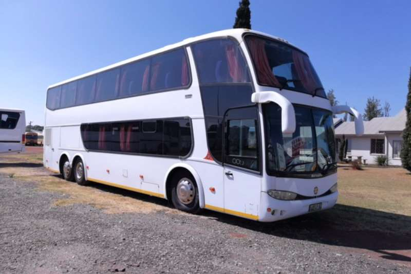 Buses Scania 65 Seater K124 2005