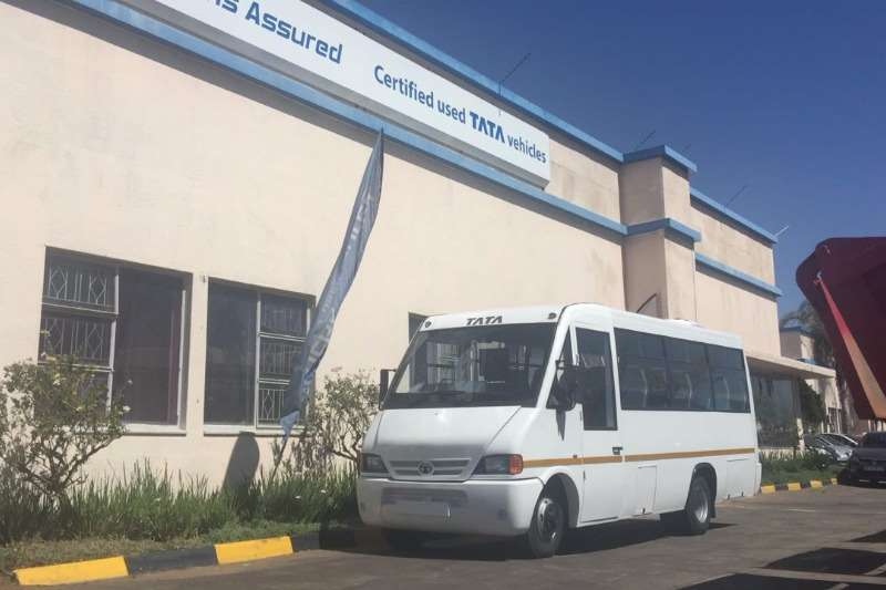 Buses Tata 22 Seater SFC713 25 SEATER WITH AIRCON 2015