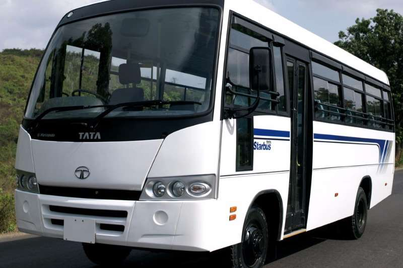 Buses Tata 28 Seater LP 713 Marcopolo 2017