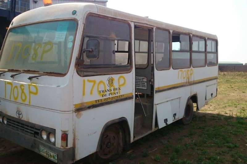 Buses Toyota Toyota 35 Seater Bus 0