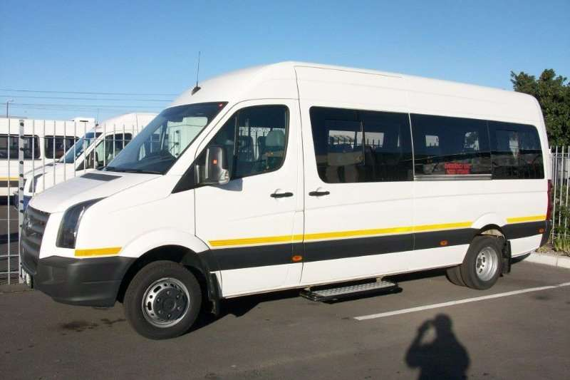 Buses VW 22 Seater Crafter 50 LWB 80kW 22 Seater 2017