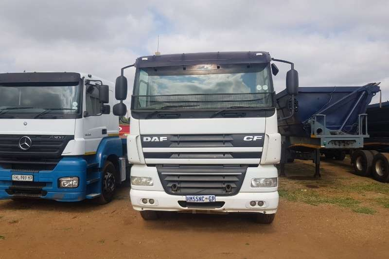DAF Truck-Tractor Double Axle 85-410 2013