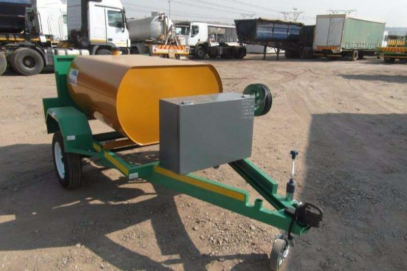Diesel bowser Trailer 1000 Litres Diesel Bowzer Trailer With Pump And Me 0