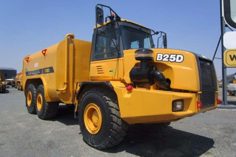 Diesel bowser Trailer Bell B250 2003
