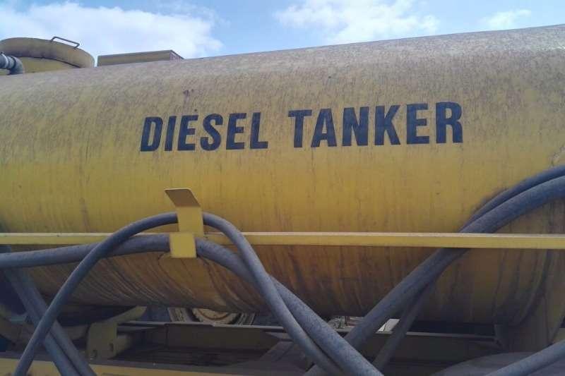 Other Bell B20B 10000LT DIESEL BOWSER Diesel tanker
