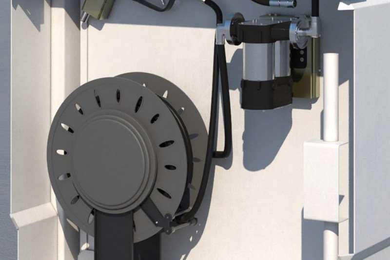 Dymac AceCube Versatile ACV 2 000L Fuel bowsers