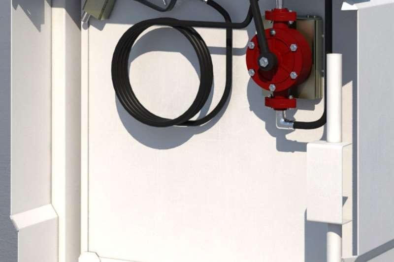Dymac AceCube Versatile ACV 3 000L Fuel bowsers