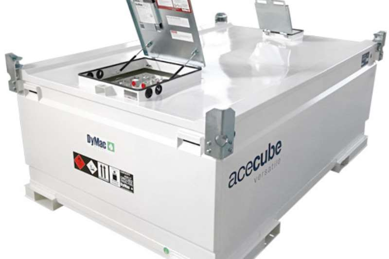 DyMac Fuel Bowsers AceCube Versatile ACV-4 500L
