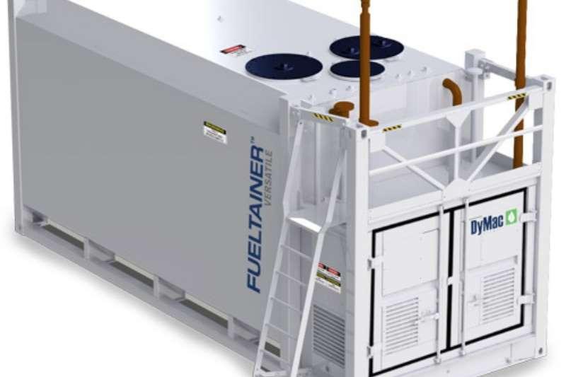 Dymac Fueltainer Versatile FTV 30 (30 901L) Fuel bowsers