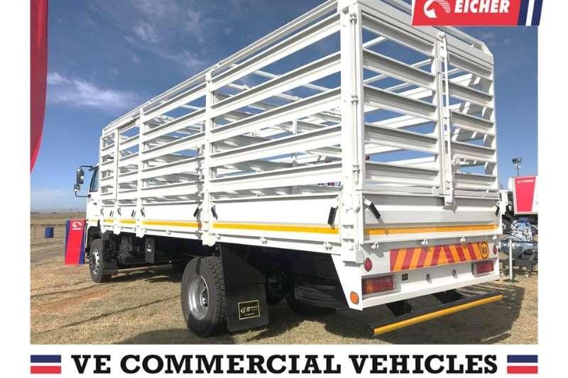 Eicher Cattle body Eicher Pro 6016   Cattle Body 8 Ton Truck