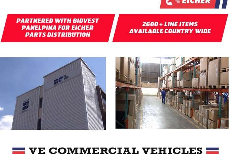 Eicher Chassis cab Eicher Pro 6016   Chassis Cab 8 Ton Truck