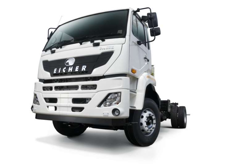 Eicher Chassis cab PRO 6016   8Ton Truck