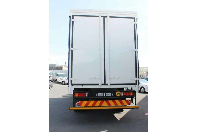 Eicher Curtain side Eicher Pro 6016   4x2 with 6.5m Tautliner Body Truck