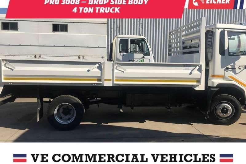Eicher Dropside Eicher Pro 3008   Dropside 4 Ton Truck