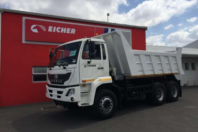 Eicher Tipper Eicher 6025T w/CTS Domex 10m³Tipper Truck
