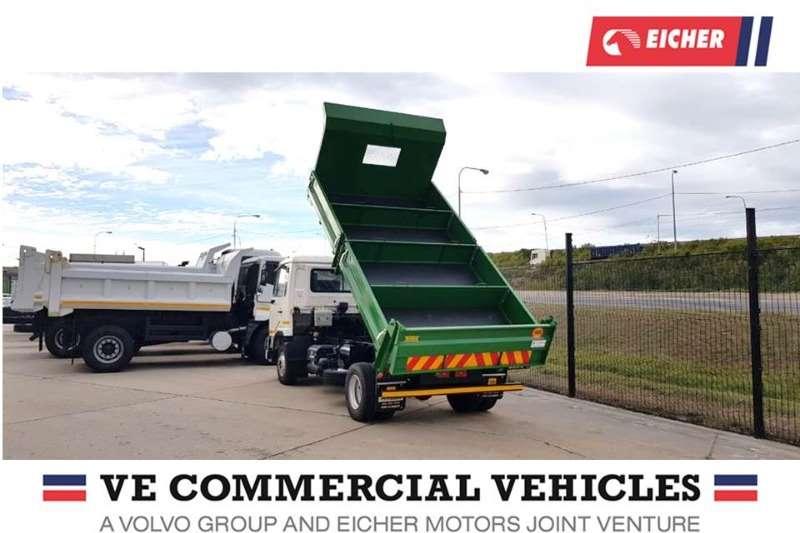 Eicher Tipper Eicher Pro 3008   3 Cubic Meter Tipper Truck