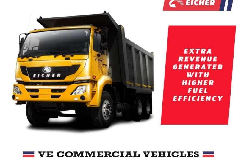Eicher Tipper Eicher Pro 6025   10 Cubic Meter Tipper Truck