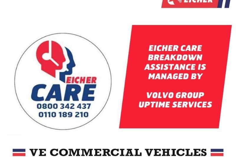 Eicher Van body Eicher Pro 3008   Van Body 4 Ton Truck