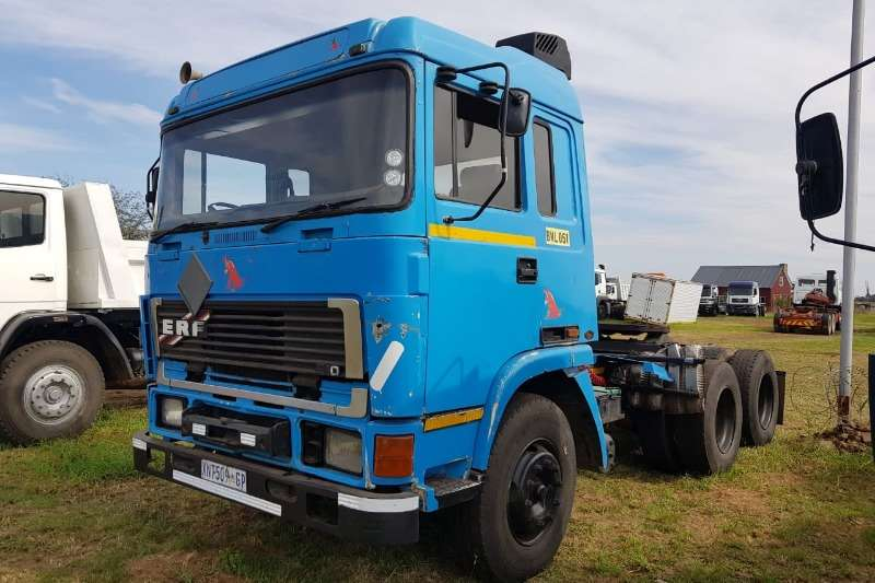 ERF Chassis cab ERF WITH CUMMINS ENGINE Truck