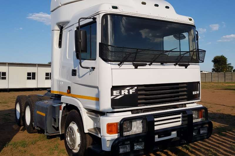 ERF Double axle ERF EC14 refurbished, excellent condition, RWC Truck-Tractor