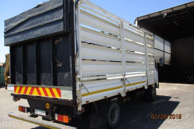 FAW Cattle body FAW 9 140 HORSE BODY Truck