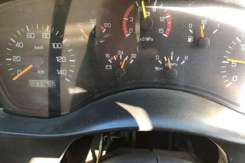 FAW Dropside 15 180FL Truck