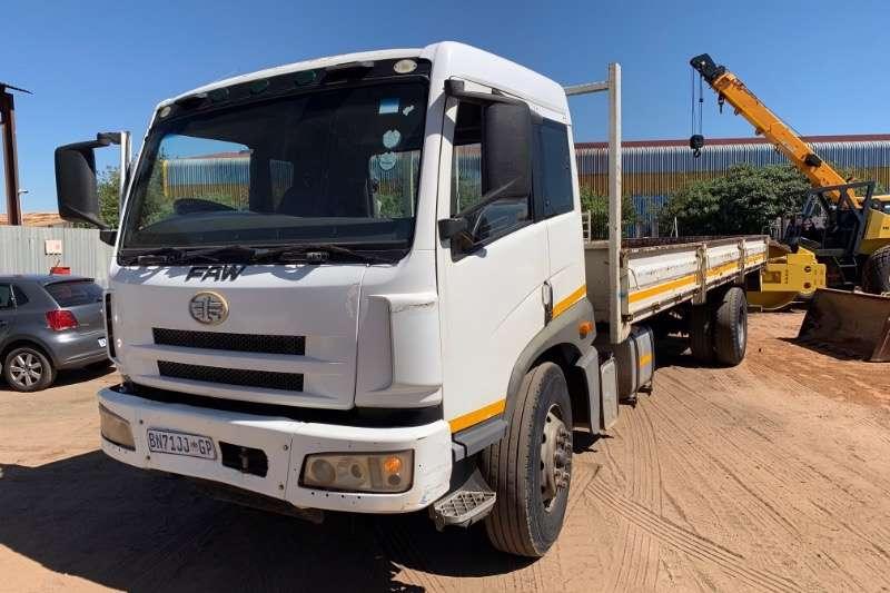 FAW Truck Dropside CA16-240 2011