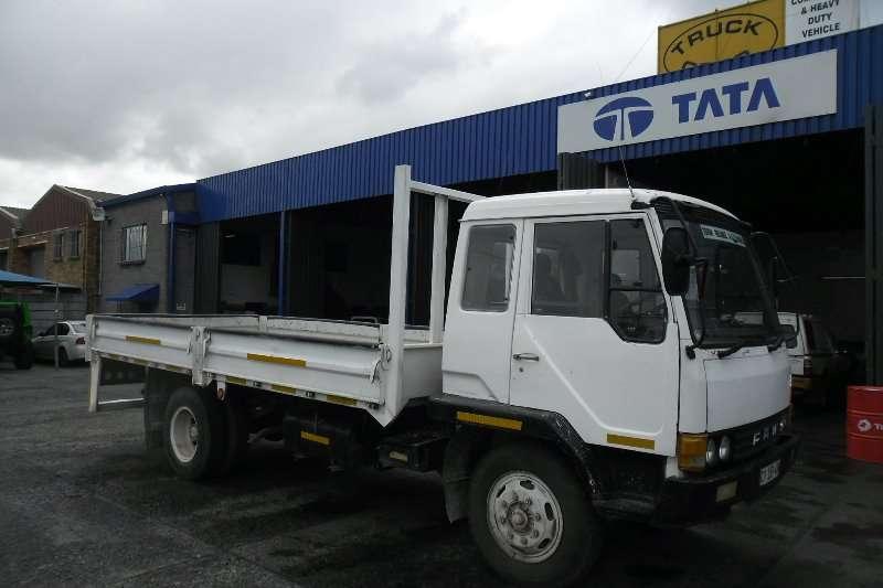 FAW Dropside CA9.140FL Truck