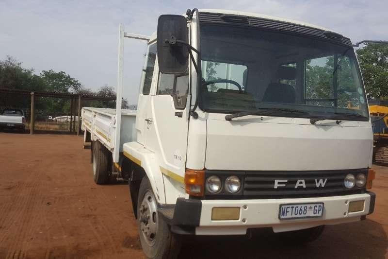 FAW Dropside FAW 7 TON DROP SIDE Truck