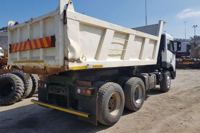 FAW Tipper FAW 28.280 Truck