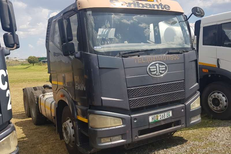 FAW Double axle FAW 28.460 Truck-Tractor