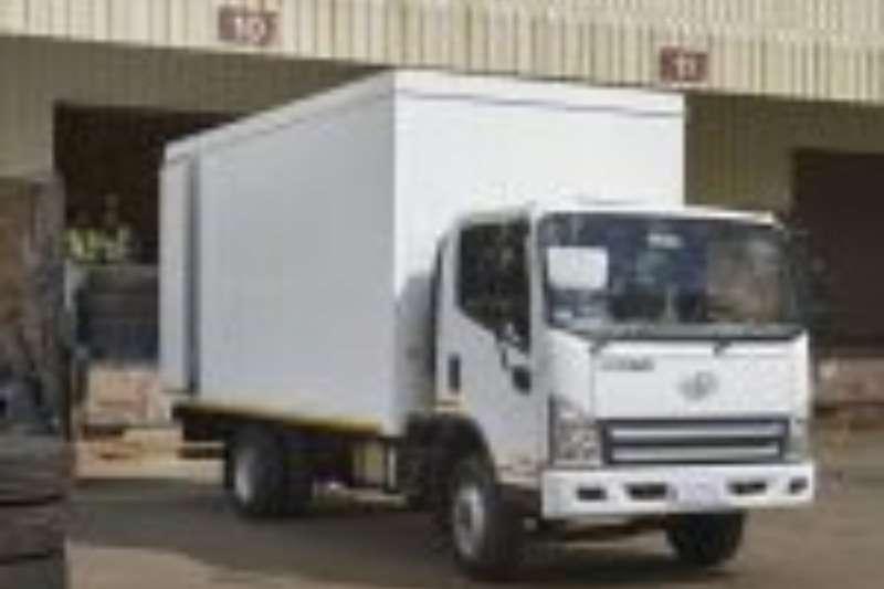 FAW Van body FAW 8.140 FL 5Ton Van Body Complete Truck