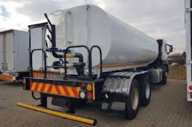 FAW Water tanker FAW 28.330 FL 6x4 16,000 Liter Water Tanker Truck