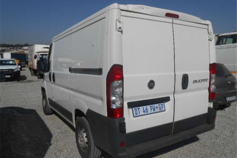 Fiat Ducato 120 Multijet Panelvan (Vin No  ZFA25000002396800 ) Buses