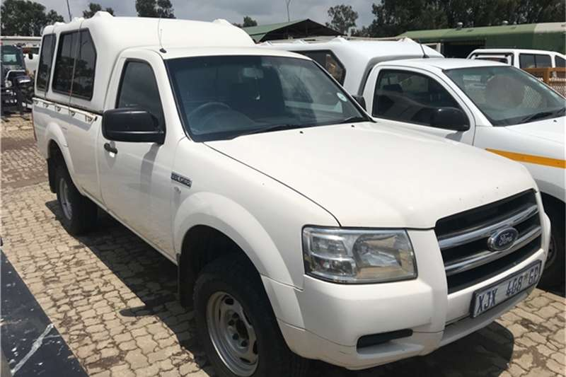 Ford Ranger 2.5 TD XL WITH CANOPY