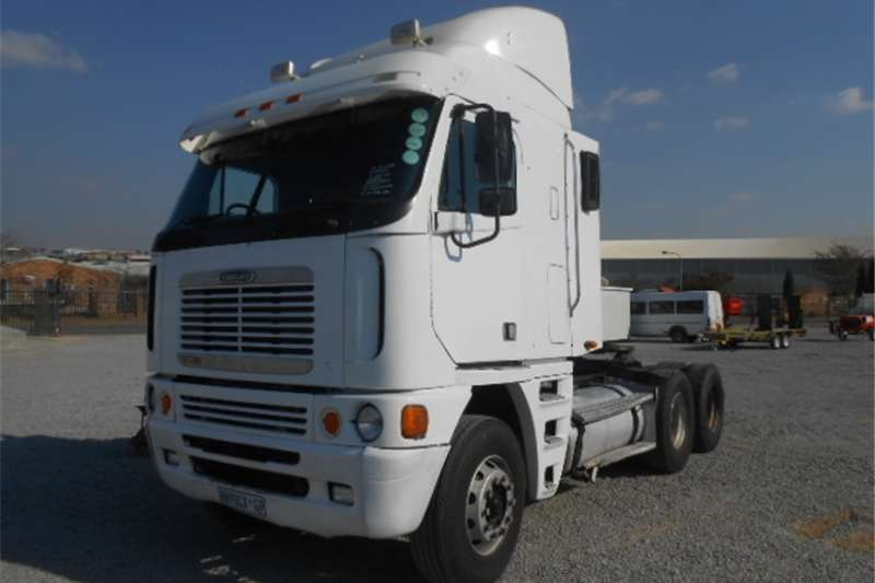 Freightliner Argosy 6x4 Mechanical Horse Others
