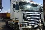 Freightliner Truck-Tractor Double axle 2014 Freightliner Argosy Detroit 14.0 2014
