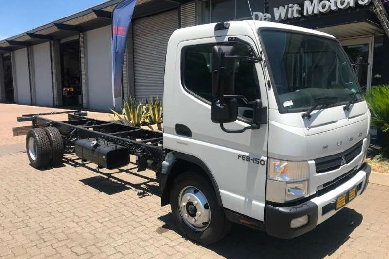 Fuso Canter FE8-150 AMT