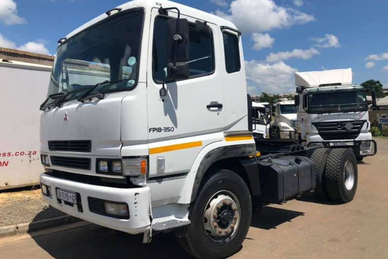 Fuso Chassis cab 18 350 Truck