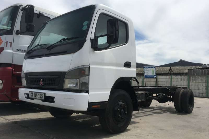 Fuso Chassis cab FE7 136 Truck