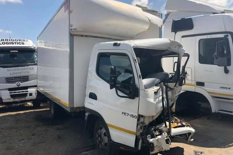 Fuso Chassis cab FE7 150 Truck