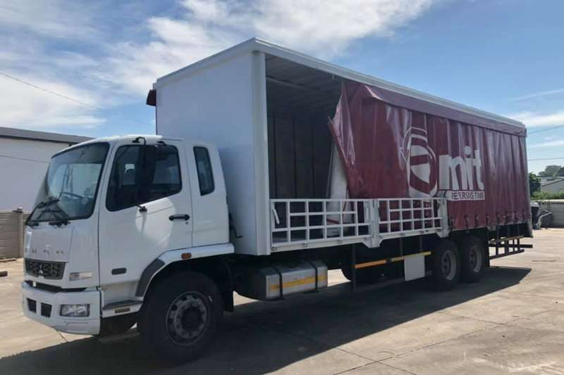 Fuso Chassis cab FM 16 270 Truck