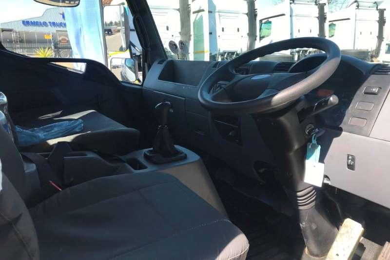 Fuso Dropside FA9 137 Truck