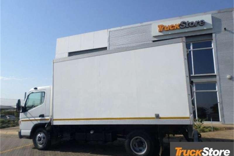 Fuso E6 130 FRIDGEBOD Truck