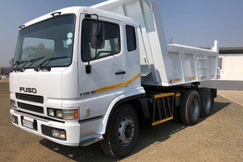 Fuso Tipper FV26 310 10 CubeTipper Truck Truck