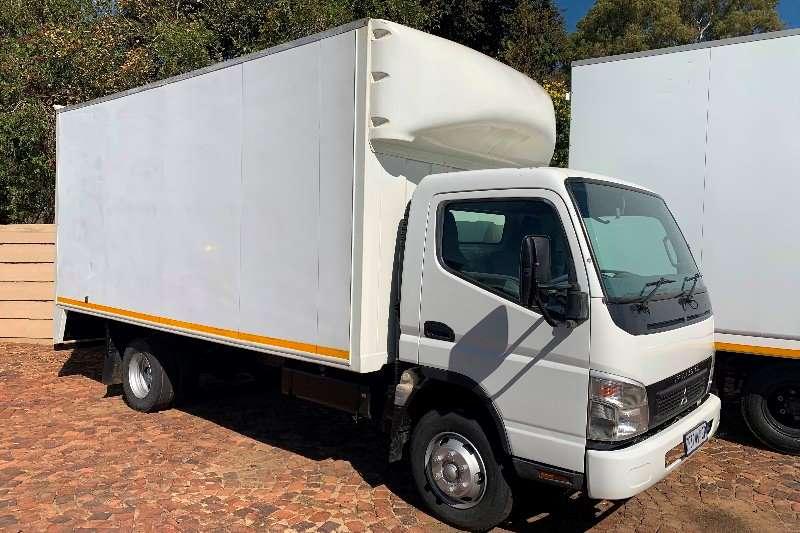 Fuso Van body Canter FE7 136 F/V Volume Van Truck