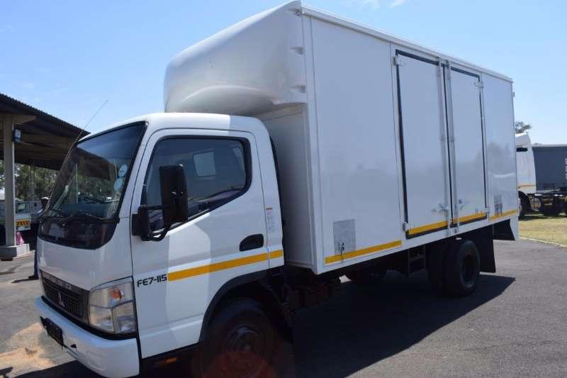 Fuso Volume body FE7 115 3.5ton Truck
