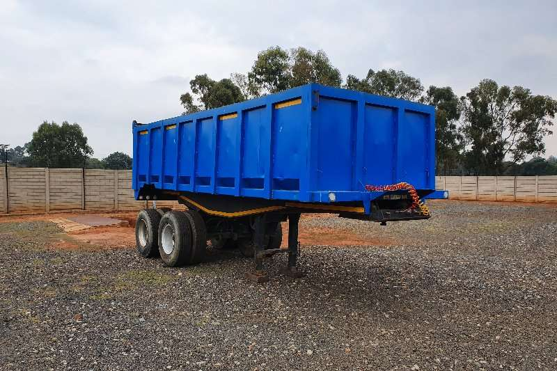 Hendred Trailers Copelyn 18 cub