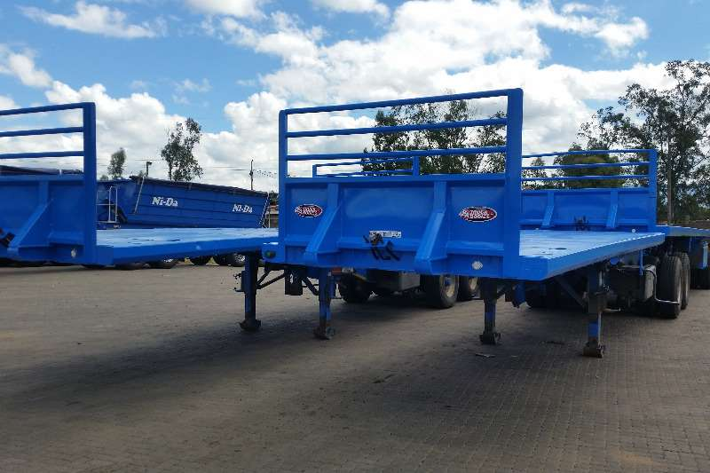 Hendred Flat deck FLATDECK LINKS Trailers
